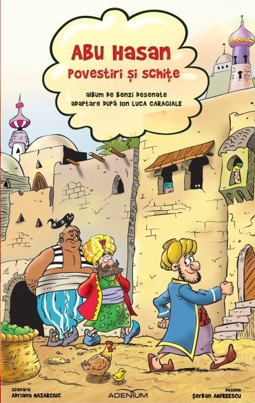 abu-hasan-povestiri-benzi-desenate-caragiale